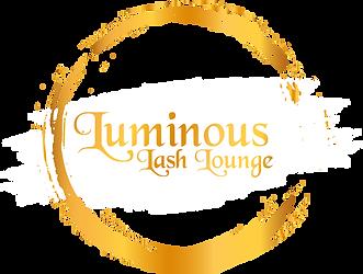 Luminous Lash Lounge Logo