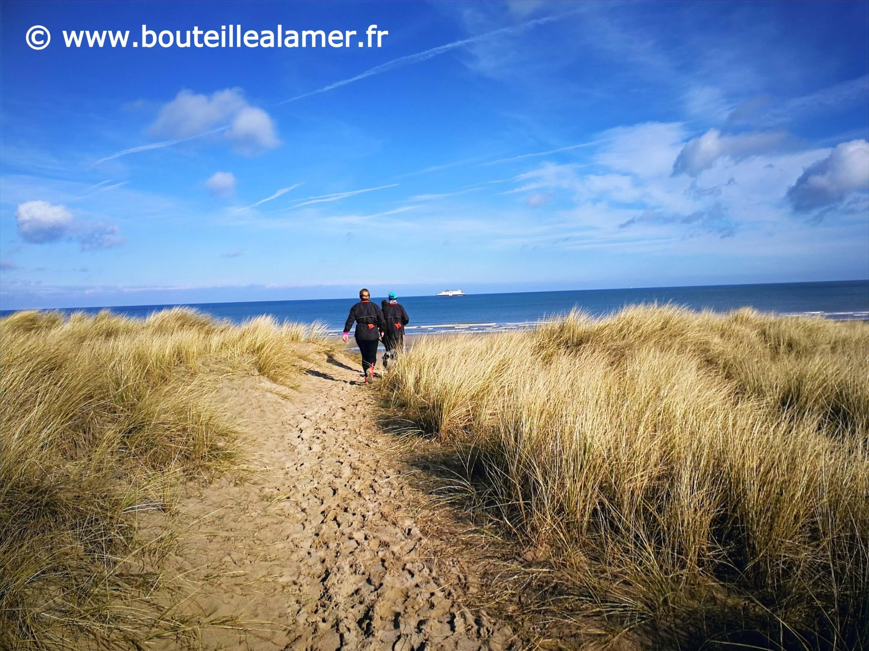 Balade dans les dunes du Platier d'Oye C