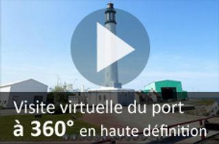 Les bassins du port de Dunkerque