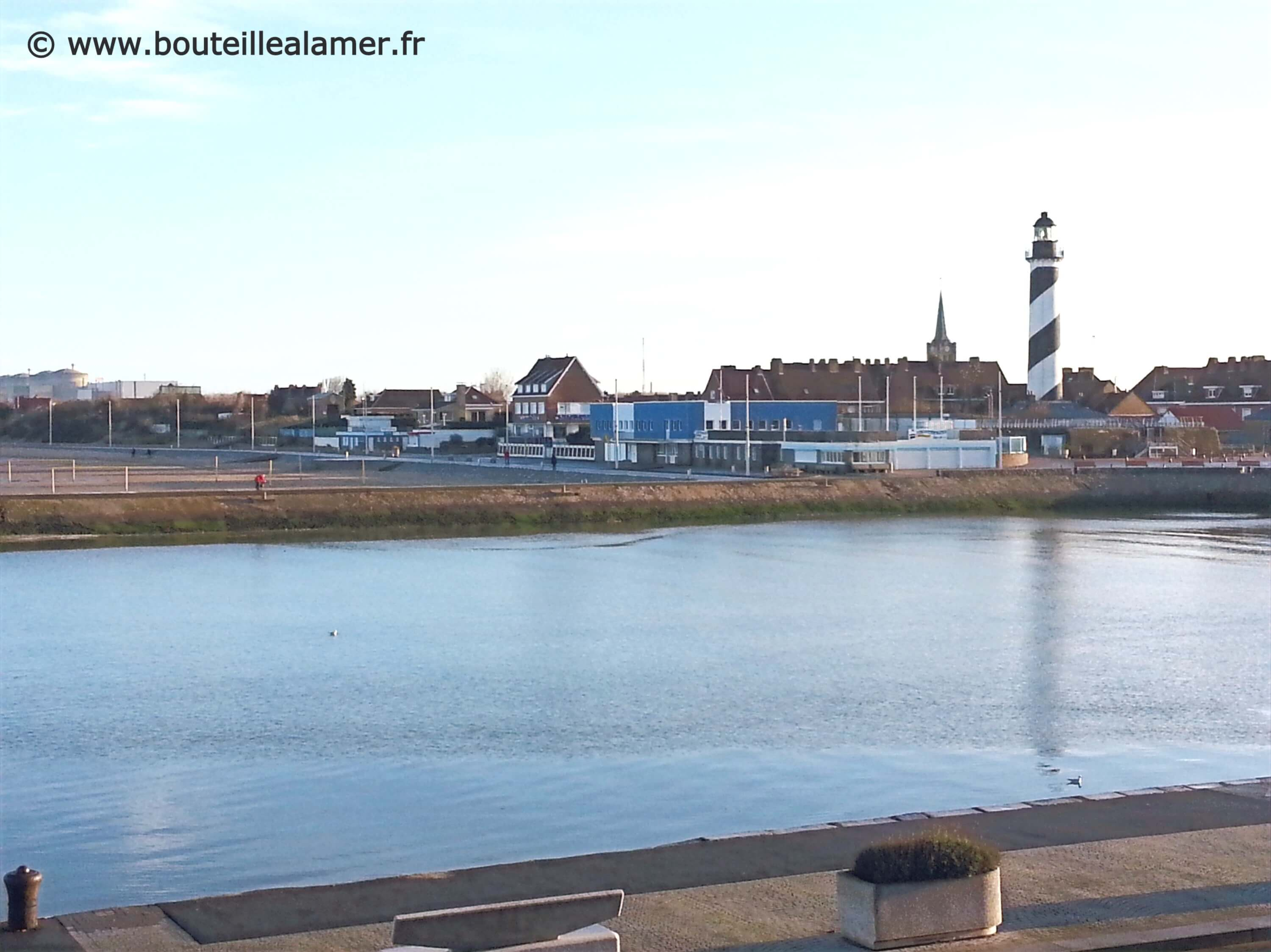 View on Gravelines from rooms