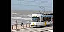 Le LIJN, Tramway du Littoral de la côte Belge à 44km