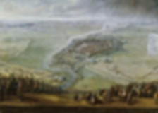 Siege de Gravelines par Pieter Snayers