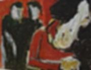 Durant vos vacances sur la Côte d'Opale, découvrez la mer nord à Gravelines à travers les peintures de Raymond Picque (1926-1984)