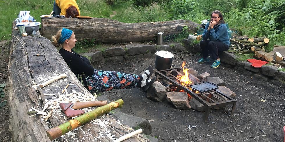 Campfire Crafts (adult workshop)