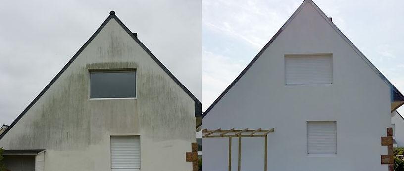 Ravalement de façade Acez33