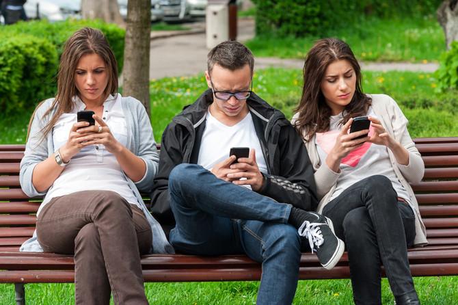 Le syndrome du cou de texto