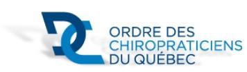 L'Ordre intervient auprès des ostéopathes, massothérapeutes, kinésithérapeutes et orthothérapeutes