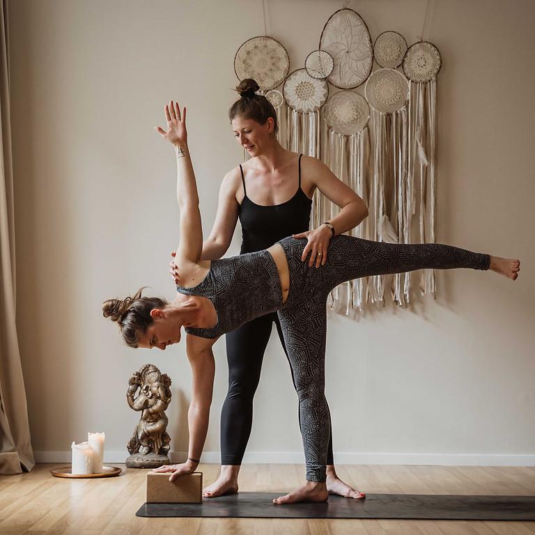 Yogalehrendenausbildung Informationsveranstaltung