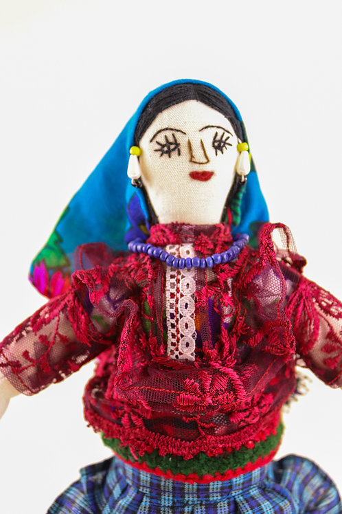 Muñeca de Quialana