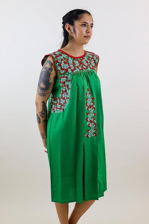 S/M Dress Bordado de San Pedro Mártir