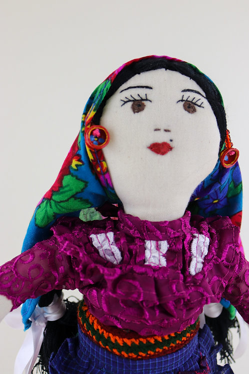 Muñeca de Quialana Grande