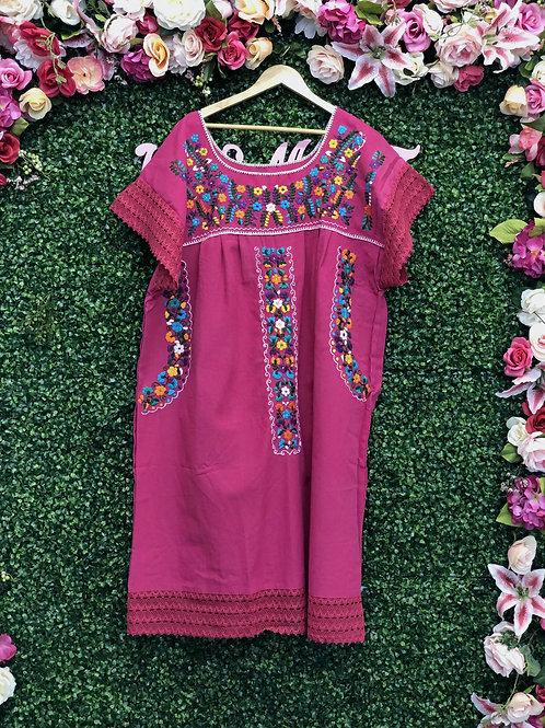 2XL-3XL Chanel de Chilac Dress