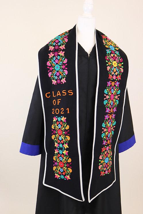 Class of 2021 Graduation Stole