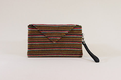 Wool Clutch Bag