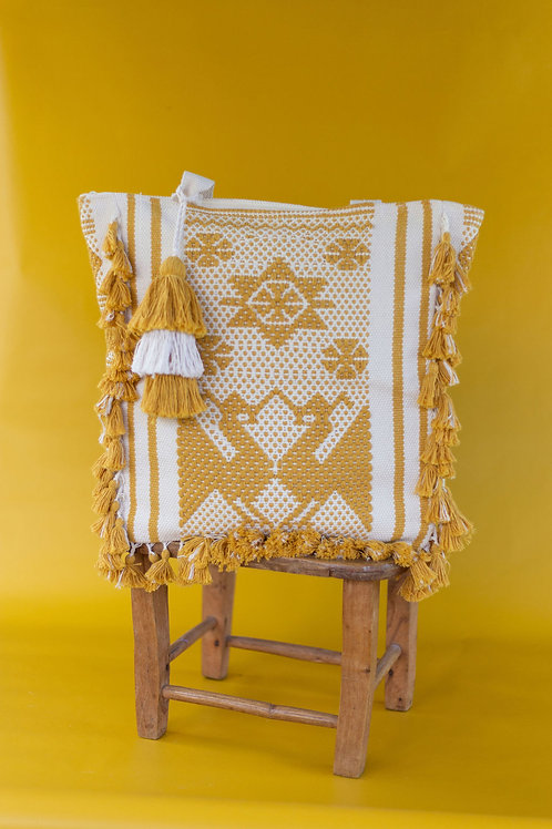 Margarita Backstrap Loom Bag