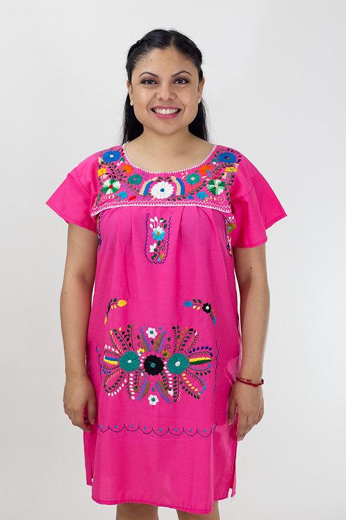 XS/S Pink Chanel de Chilac Dress