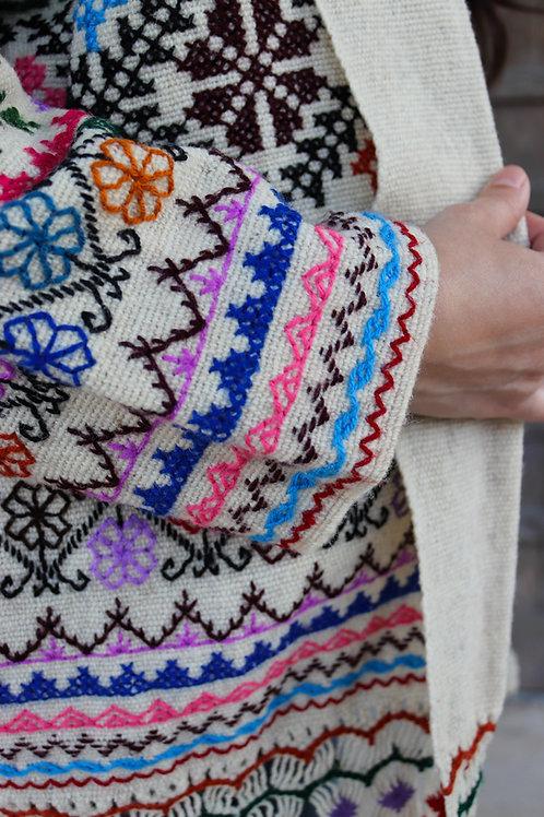 M/L Wool Abrigo