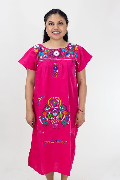 Small Pink Chanel de Chilac Dress
