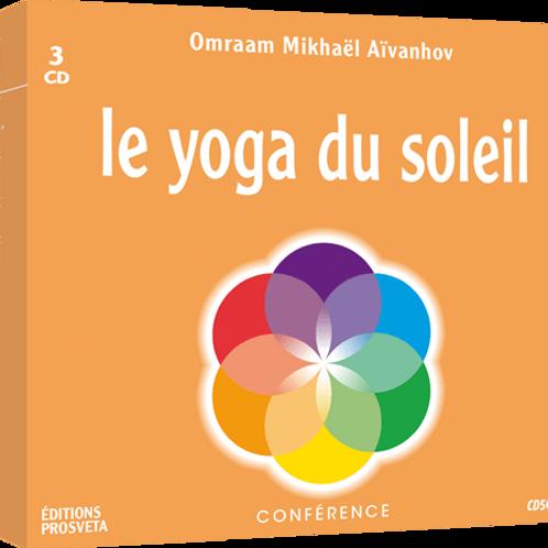 Le yoga du soleil