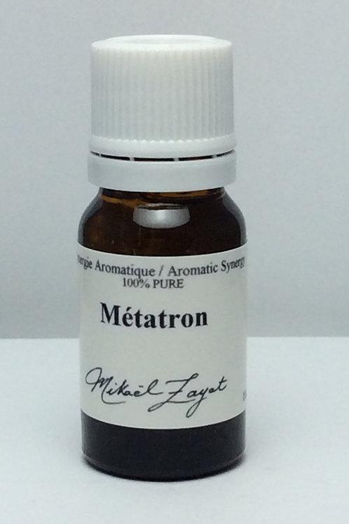 Synergies énergétiques - Archange Metatron