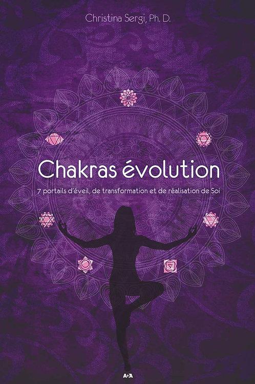 Chakras évolution