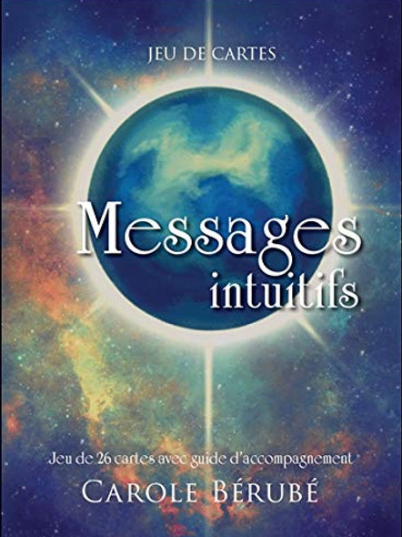 Messages intuitifs : cartes