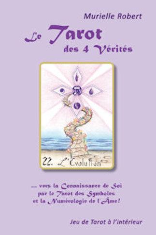 Le Tarot des 4 vérités ...MURIELLE ROBERT
