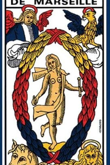 Tarot de Marseille ...Grimaud