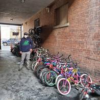 BiCi Co bike donation