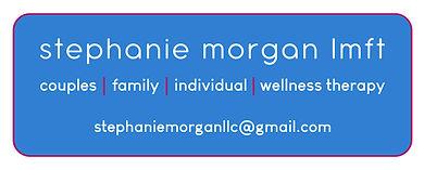 Stephanie Morgan lmft - Interim Logo Fin