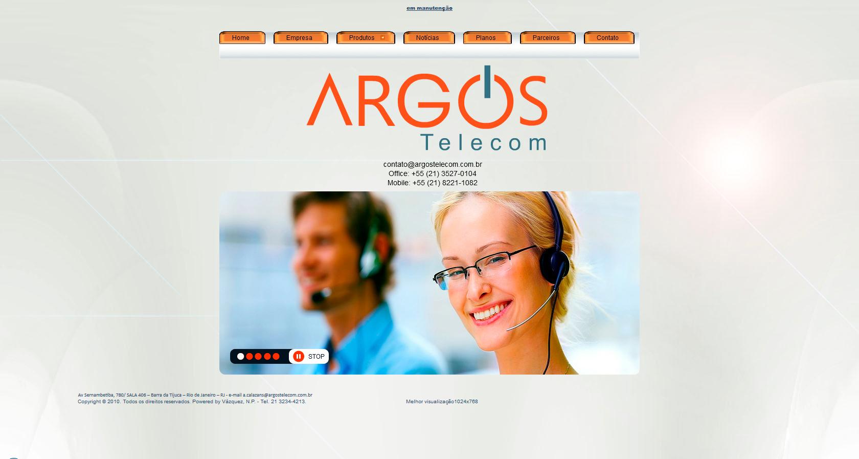 Argos Telecom