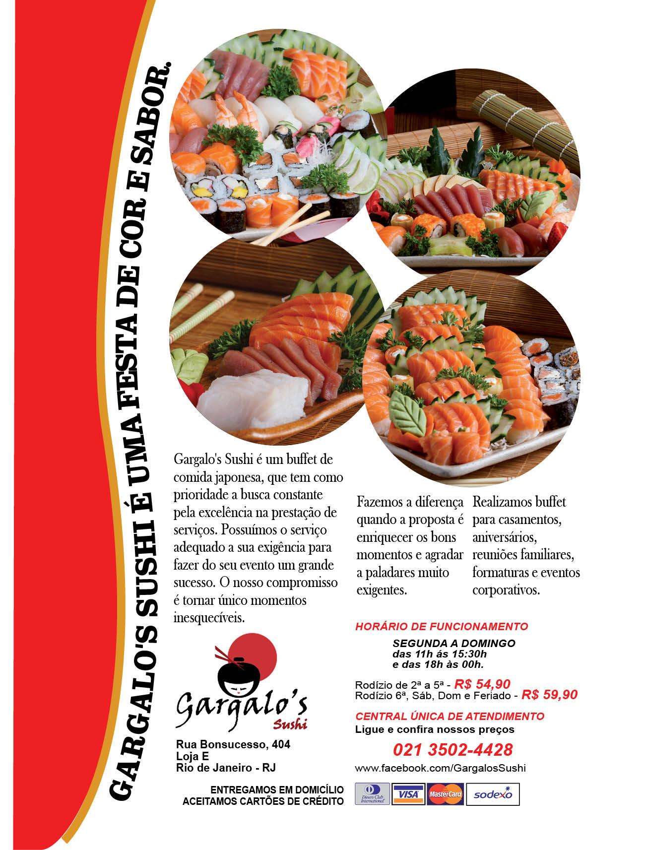 Gargalo's Sushi