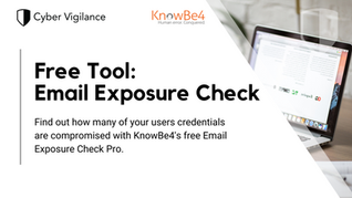 Free Email Exposure Check