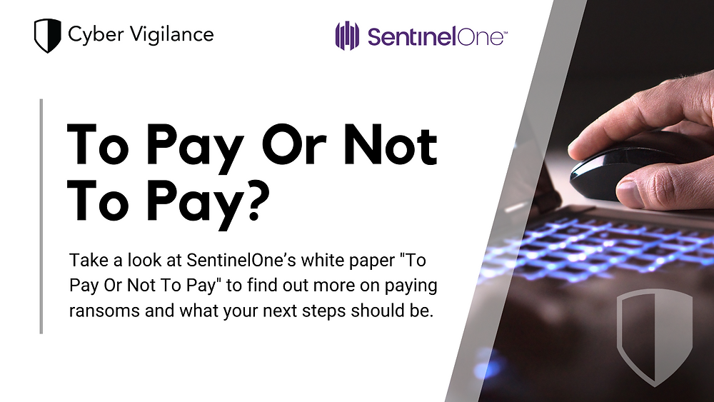 SentinelOne Ransomware WhitePaper