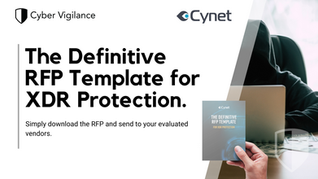 Cynet - The Definitive RFP Template for XDR Protection