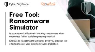 Free Ransomware Simulator