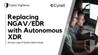 Cynet - eBook Replace NGAV/EDR with Autonomous XDR
