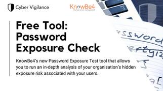 Free Password Exposure Check