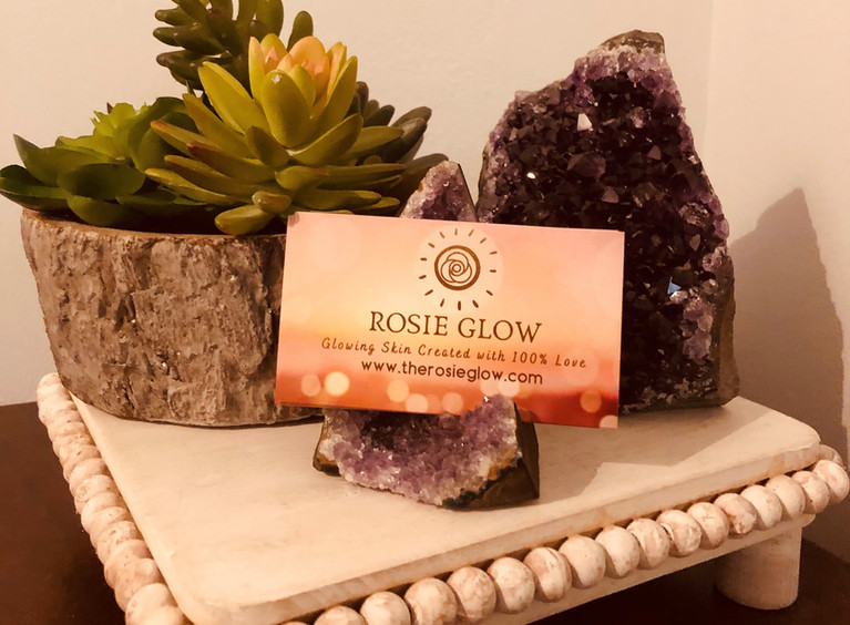 Welcome to Rosie Glow Skincare!