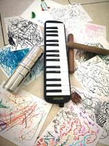 Imersão sonora e produção imagética: diálogos entre linguagens artísticas