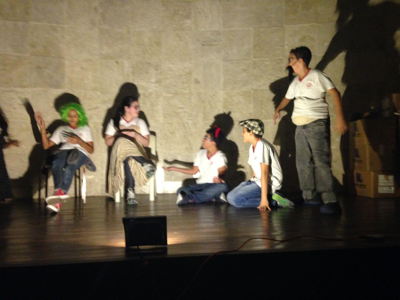 Aula de Teatro