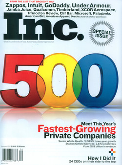 Inc 500 Cover