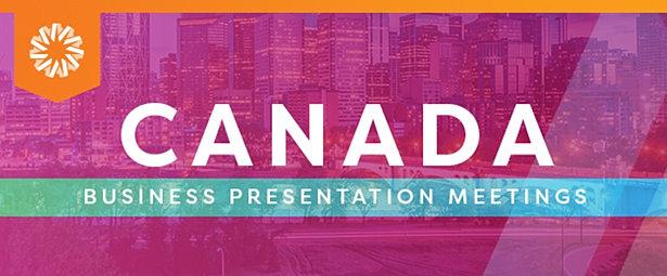 Ambit Canada Business Presentations