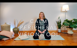 Peripheral vision tool