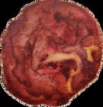 Pomegranate rhyolite