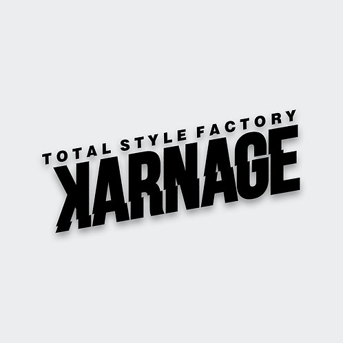 Total Style Factory Decal