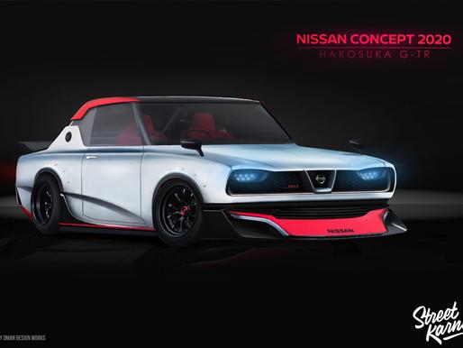 2020 Hakosuka Concept