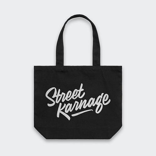 SK Tote Bag - Black