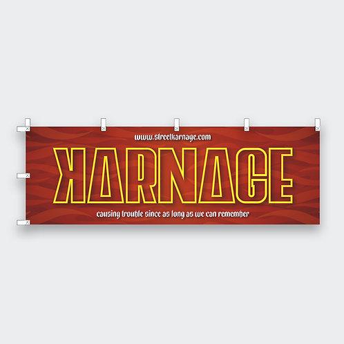 Karnage Nobori Flag