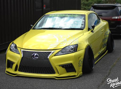 326 Power Lexus IS-C